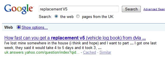 googlev5